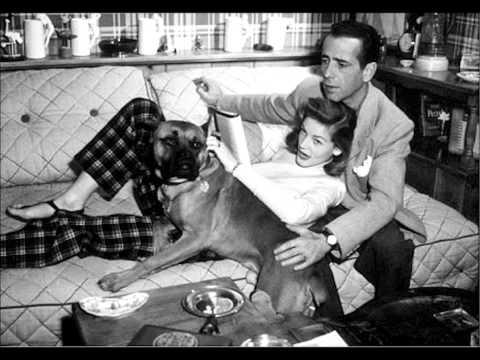 Humphrey Bogart and Lauren Bacall- Collide