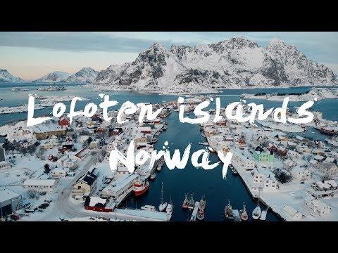 סרטון של איי לופוטן המדהימים