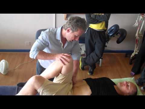 Schmerzen und Brennen im Bereich der Lendenwirbelsäule