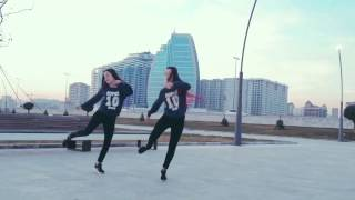 Shuffle Dance  AYFItwins  Oliver Heldens ft KStewart- Last all night