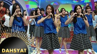 Dance Keren Cherrybelle 'Love Is You' [Dahsyat] [1 Mar 2016]