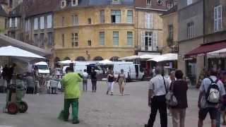 preview picture of video 'Sarlat la Canéda, Château de Montfort'