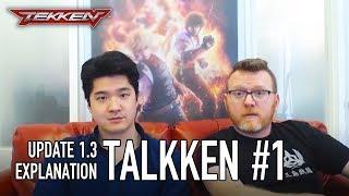 Tekken Mobile - iOS/Android - Talkken #1 (Update 1.3 dev diary)