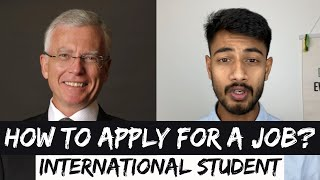 4 TIPS to know before Applying for JOBS   international student in Australia   @StudyAUOfficial