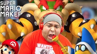 I NEED SOME F#%KING HELP!!! [SUPER MARIO MAKER] [#95]