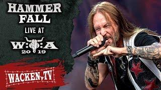 Hammerfall   3 Songs   Live At Wacken Open Air 2019