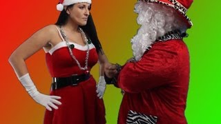 Funny Christmas Song - Santa Claus is Unemployed - Titty Twister MUSIC VIDEO