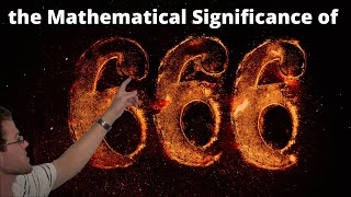 Mathematical Significance of 666 (the Number of the Beast)