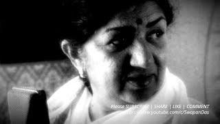 Lata Mangeshkar | Kajra Laga Ke Bindiya Saja Ke | JAL BIN