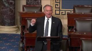 Sen. Tim Kaine Speaks on Trumpcare After Hearing from Virginians