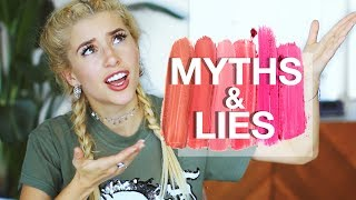 6 LIES THE BEAUTY INDUSTRY IS TELLING YOU