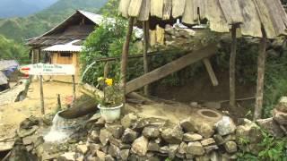 2011越南河內沙巴少數民族.原始生活~