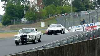 preview picture of video 'Le Mans Classic 2012 - les courses'