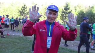 Ультрамарафон 56,7 км Таганай-Тургояк 11.06.2017