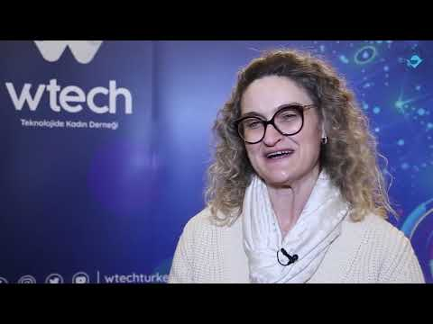 Leyla Delic / women in Technology Association working quickly to make a difference
