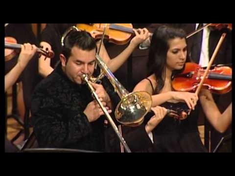 Concierto para trombón y Orquesta de Piotr Wróbel