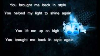 Joss Stone Back In Style Official Lyrics