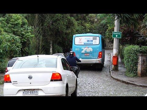 Após um mês, motoristas aprovam mudanças no trânsito das Braunes, em Nova Friburgo