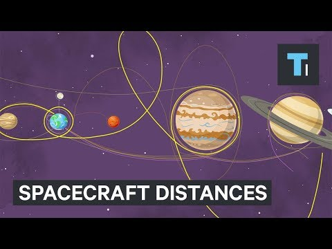 How Far Have Humans Sent Spacecrafts into Space?