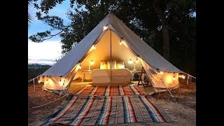 Top Glamping Spots in Florida