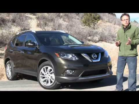 2014 Nissan Rogue Test Drive.