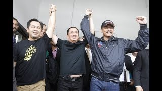 Trio implicated in Sabah graft case out on bail