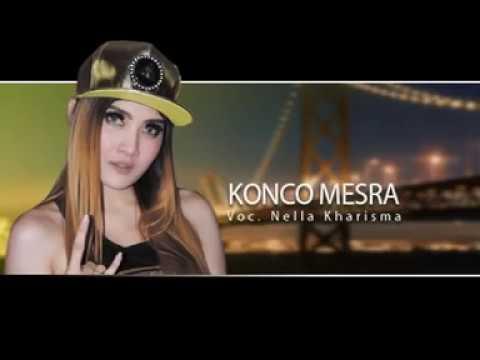 Download Nella Kharisma Konco Mesra Official Music Video The Rosta Aini Record