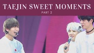 Taejin Sweet Moments Part 2 [ 태진   뷔진 ]