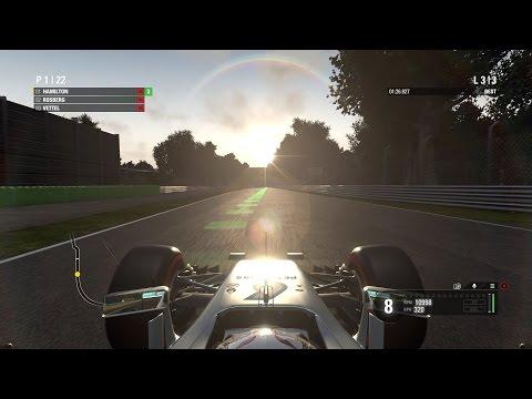 Gameplay de F1 2016