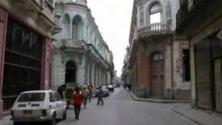 preview picture of video 'Habana Vieja Cuba - Old Havana 2'