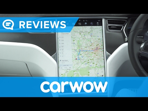 Tesla Model S – the best in-car tech ever? | Mat Watson Reviews