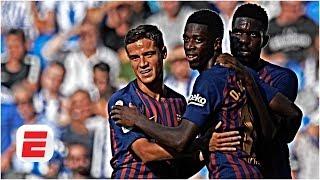 Ousmane Dembele Or Philippe Coutinho: Who Should Barcelona Keep? | Transfer Talk