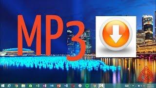 COMO DESCARGAR MÚSICA EN FORMATO MP3  YOUTUBE