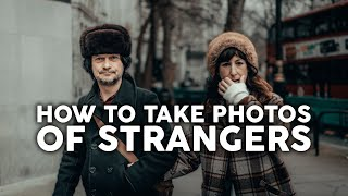 How To Take Photos of Strangers: Street Photography Tips