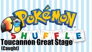 Toucannon  - (Pokémon) - Pokemon Shuffle   Toucannon Great Stage