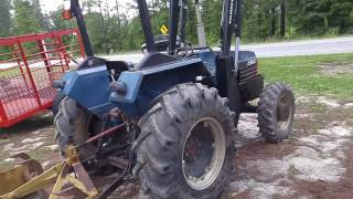 1997 Long 2360DTC 4x4 Front Loader