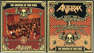 Anthrax   The Greater Of Two Evils (Full Album) [2004]
