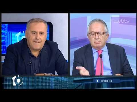 Ο καθηγητής Συνταγματικού Δικαίου Νίκος Αλιβιζάτος στο «10»   21/11/2019   ΕΡΤ