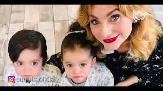 Elizabeth Álvarez Asegura Que Sus Mellizos Son Idénticos A Su Padre, Jorge Salinas, En Todo