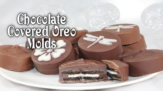 Chocolate Covered Oreo Molds