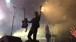 Arctic Monkeys - I Bet You Look Good on the Dancefloor - Live @ The Hollywood Forever Cemetery