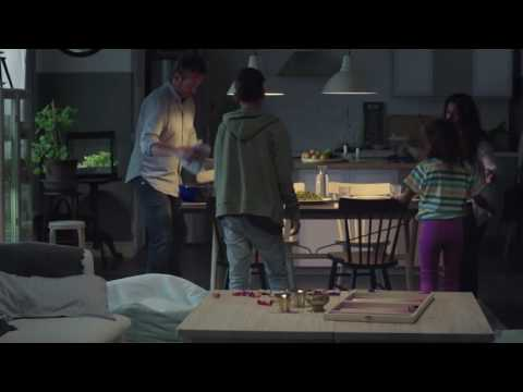 """IKEA – Smart Lighting Collectie """"life at home"""""""