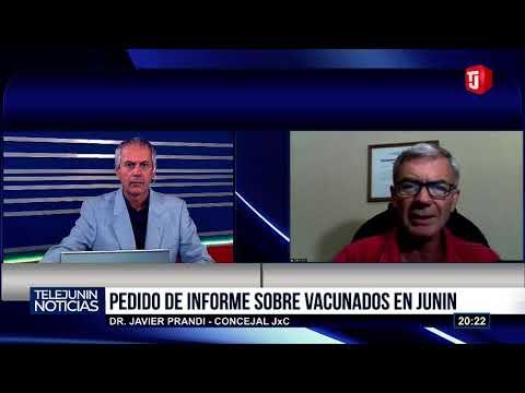 VACUNATORIO VIP - PEDIDO DE INFORME EN JUNIN