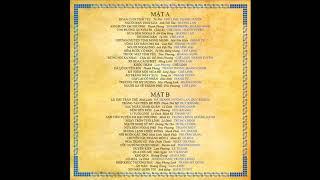 Tape Nhạc Vàng 1 - Thu Âm Trước 75 - Pre 75 - Tape 1A