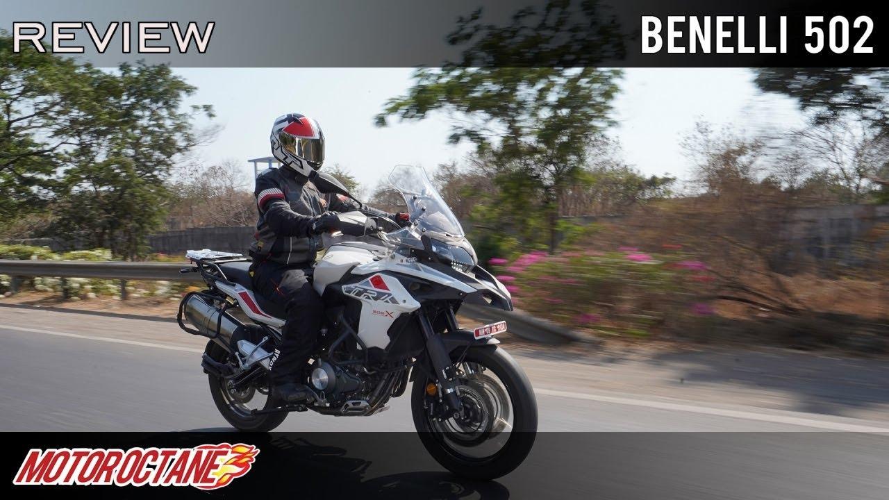 Motoroctane Youtube Video - Benelli 502 Review - Fun Bike? | Hindi | MotorOctane