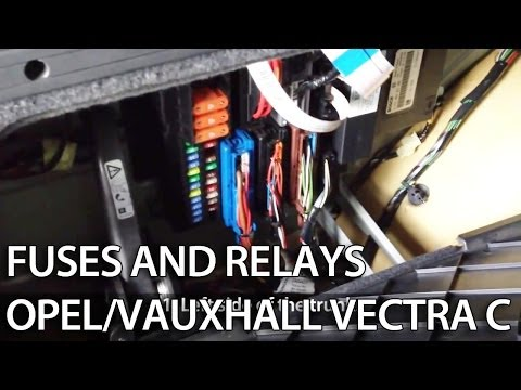 vectra diesel starter relay where is it. Black Bedroom Furniture Sets. Home Design Ideas