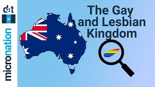 The Gay and Lesbian Kingdom of the Coral Sea Islands