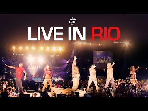 RBD Live In Rio -  DVD Completo