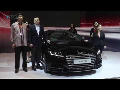 Audi TTS Ramaikan GIIAS 2016 | Oto.com