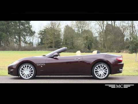 Maserati Grancabrio - Marlow Cars